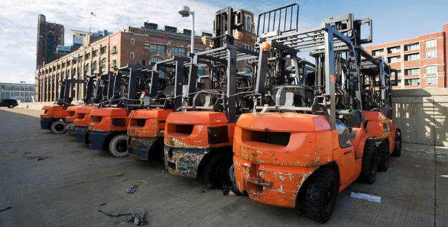 used forklifts for sale Miami